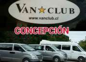 Taxis y transfer concepcion