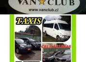 Transfer y taxis con chofer