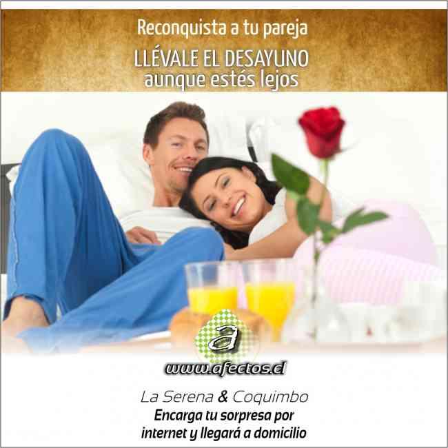 Desayunos a Domicilio en Coquimbo