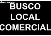 Necesito arrendar local comercial