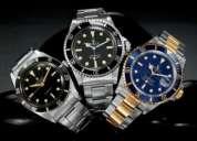 Compro relojes - joyas - monedas