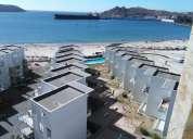 arriendo departamento vacacional, vista a la playa la herradura, coquimbo, 3 dormitorios, 2 baños..