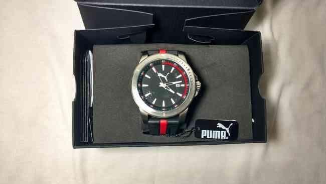 Reloj Puma Podium