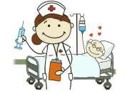 Enfermera universitaria iquique