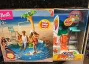 Barbie piscina de colección cali girl año 2003