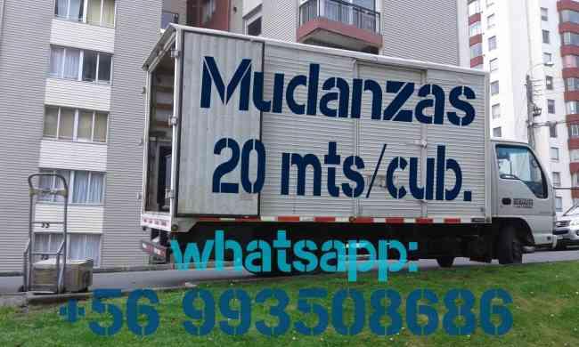 Mudanzas , Fletes todo destino,camión 4000 kgs