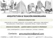 Arquitectura & tasación inmobiliaria