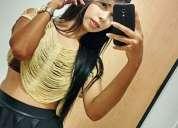 Chica amigable sensual y adictiva mente ardiente modelo webcam