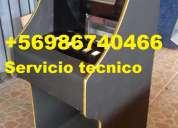 Reparacion, mantencion y servicio tecnico maquinas tragamonedas