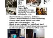 Escuela de música arte y sonido