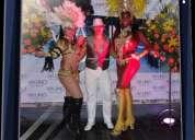 Brashow batucada samba capoeira evento show