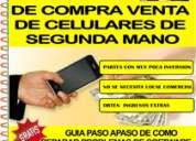 Aprende el negocio de compra venta de celulares de segunda mano