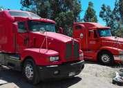 Arriendo tracto camiones americanos con choferes talca
