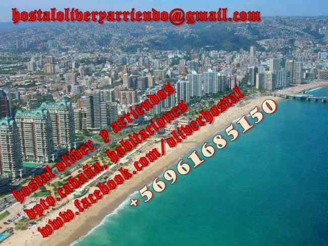 Hospedaje ,Habitaciones,Alojamiento, Viña del Mar Baratísimo turistas trabajadores estudiantes