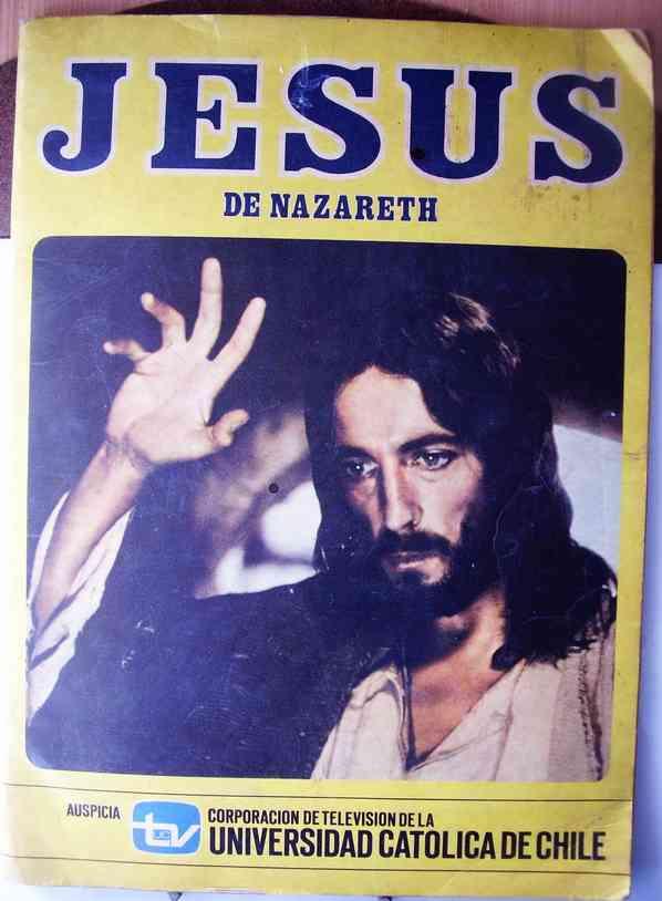 Album Jesus de Nazareth con 335 laminas