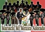 Mariachi santiago - serenatas, rancheras y boleros.