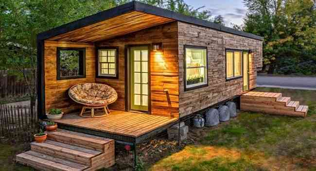 Hermosas Casas Prefabricadas Desde 24m2 Hasta 500m2 San Bernardo