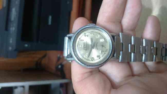 reloj fero feldmann 17 jewels