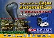 Cajas automaticas y mecanicas todos los modelos