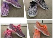Zapatillas cómodas, colores