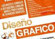 Servicios de diseño gráfico y diseño web