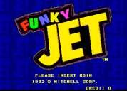 Tarjeta funky jet juego original para maquina arcade