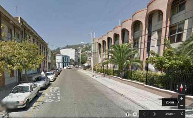 Habitaciones por dia en Valparaiso