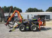 Track drill perforadora hidraulica sandvik commando 300