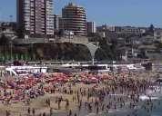 Arriendo departamento centro viÑa del mar dia turistas