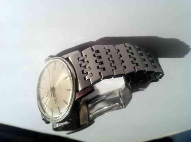Vendó Reloj Vintage 601 pulsera hombre