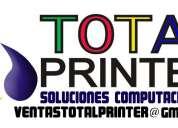 Soporte informatico, total printer