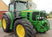 Buen tractor john deere 6830 estÁndar