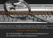 Investigadores privados región antofagasta