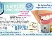 Promocion de ortodoncia 99.000