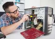 servicio de impresoras, formateo de computadores