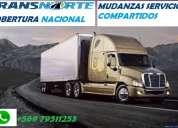 Mudanzas locales - regionales - nacionales +569 79511253