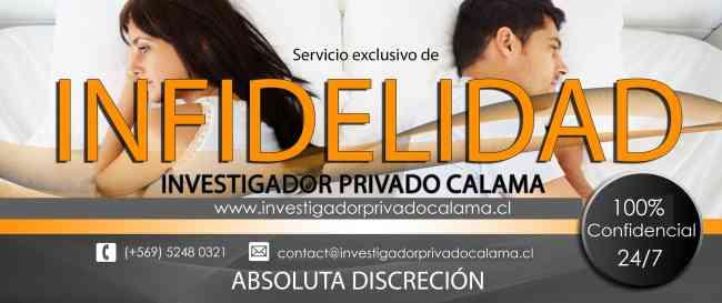 INVESTIGADOR PRIVADO EN  CALAMA   SERVICIOS PROFESIONALES