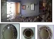 Espejos con mosaico en santiago