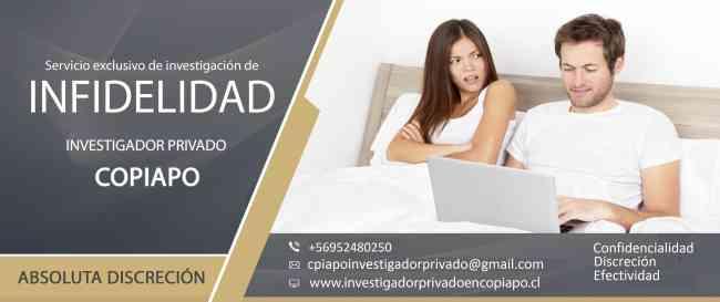 INVESTIGADOR PRIVADO  EN COPIAPO SERVICIOS PROFESIONALES