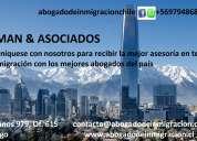 Abogados de inmigración en chile