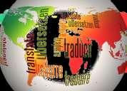 Traduciones inglés español realiza traductora udec