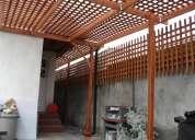 Carpintero en terminaciones decorativas - trim carpenter