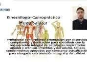 Quiropractico- kinesiologo santiago