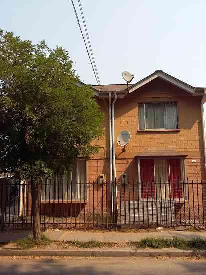 Buin casa 2 pisos. Villa El Solar $38.000.000