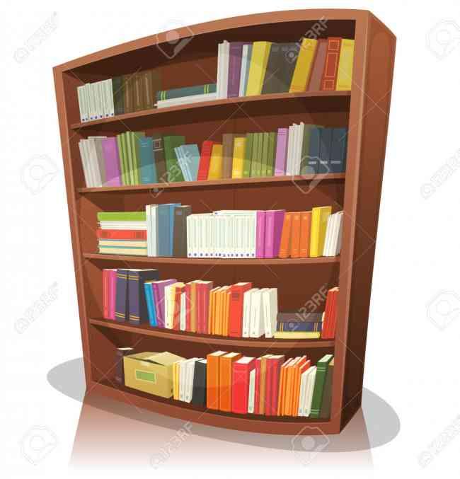 Profesora básica Thno., necesita mueble estante de libros