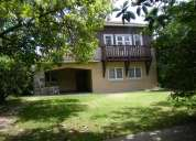Gran casa sólida con amplio patio - recreo viña del mar vc429