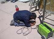 Confección y reparación de estructuras metálicas