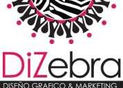 Dizebra :: diseñadora grafica freelance