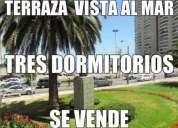 DEPARTAMENTO SAN MARTÍN 3 DORMITORIOS VIÑA / VD460