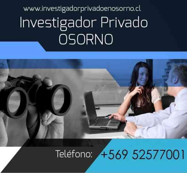 Investigador Privado en Osorno